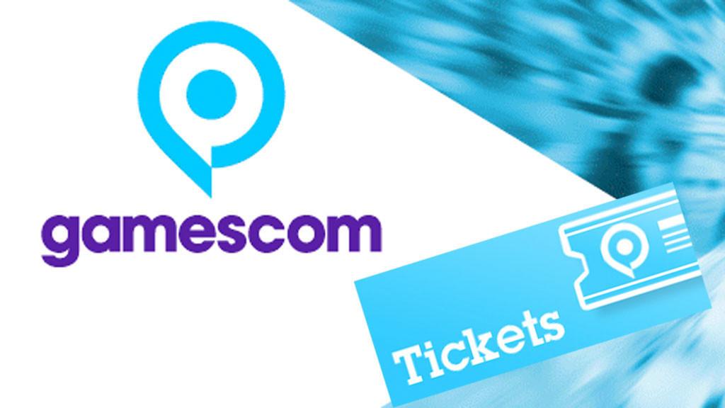 Gamescom Personalisierte Tickets